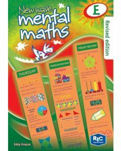 New Wave Mental Maths E (2017 Revised Edition)