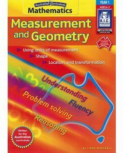 Australian Curriculum Maths: Measurement & Geometry Year 1