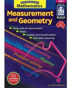 Australian Curriculum Maths: Measurement & Geometry Year 4