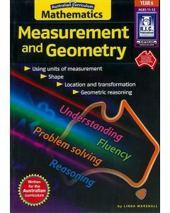 Australian Curriculum Maths: Measurement & Geometry Year 6