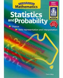 Australian Curriculum Mathematics: Statistics and Probability Book 1