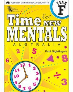 Time for New Mentals Australia F