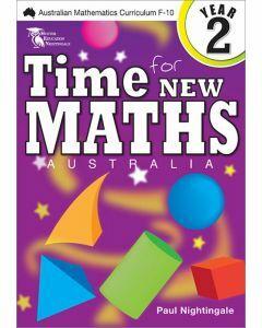 Time for New Maths Australia 2