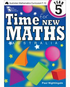Time for New Maths Australia 5