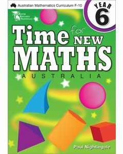 Time for New Maths Australia 6