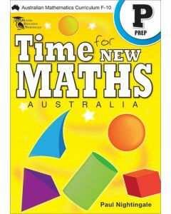 Time for New Maths Australia P