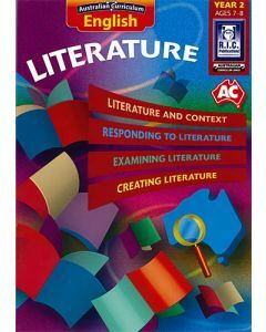 Australian Curriculum English - Literature Year 2