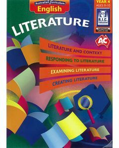 Australian Curriculum English - Literature Year 4