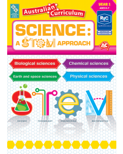 Science: A STEM Approach Year 1