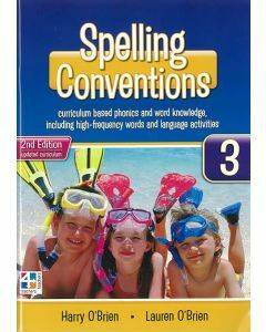 Spelling Conventions Book 3 (2ed)