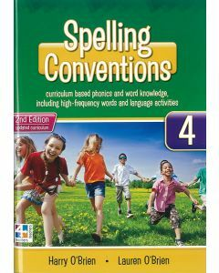 Spelling Conventions Book 4 (2ed)
