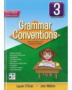 Grammar Conventions Book 3 (3ed)