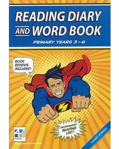 Reading Diary and Word Book - Primary Years 3-6