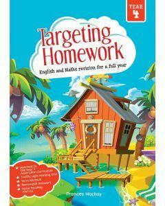 Targeting Homework Activity Book Year 4
