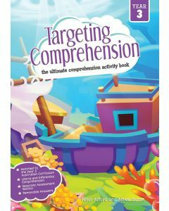 Targeting Comprehension Activity Book Year 3