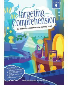 Targeting Comprehension Activity Book Year 4