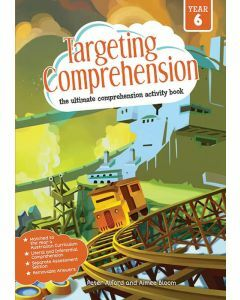 Targeting Comprehension Activity Book Year 6