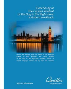 Close Study of The Curious Incident of the Dog in the Night-time: a student workbook (Print)