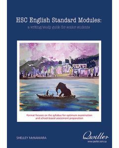 NSW HSC English Standard Modules Print Workbook