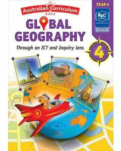 Australian Curriculum Global Geography Year 4