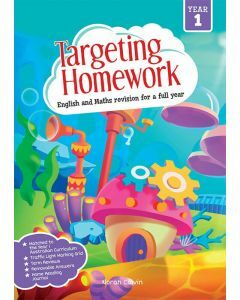Targeting Homework Activity Book Year 1