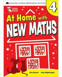 At Home with New Maths 4