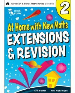 At Home with New Maths: Extension & Revision 2