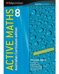 Active Maths 8 Australian Curriculum Edition