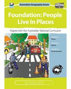 Foundation: People Live in Places: Australian Geography Series