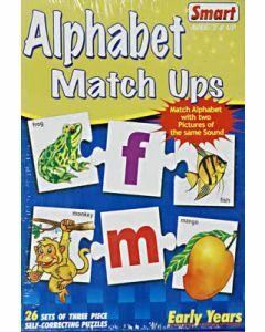 Alphabet  Match Ups