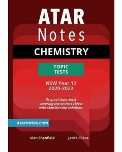 ATAR Notes: HSC Year 12 Chemistry Topic Tests