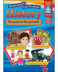 Australian Curriculum History Year 2 (Ages 7 to 8)