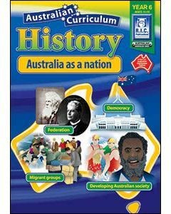 Australian Curriculum History Year 6 (Ages 11 to 12)
