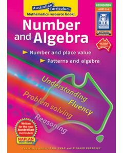 Australian Curriculum Maths: Number & Algebra Foundation