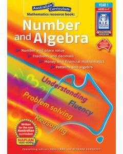 Australian Curriculum Maths: Number & Algebra Year 1