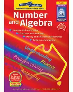Australian Curriculum Maths: Number & Algebra Year 3