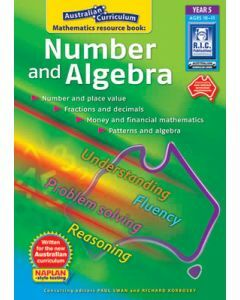 Australian Curriculum Mathematics Resource Book: Number and Algebra Year 5