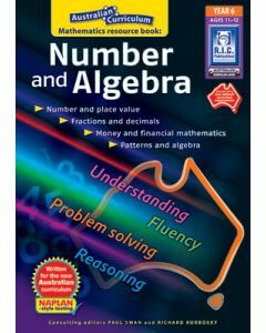 Australian Curriculum Maths: Number & Algebra Year 6