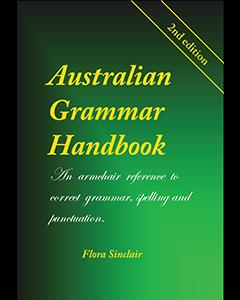 Australian Grammar Handbook