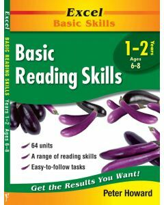 Excel Basic Reading Skills Years 1-2