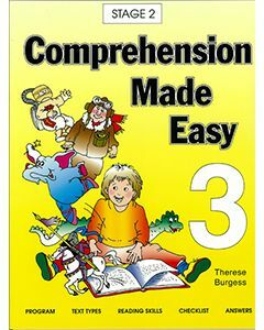 Comprehension Made Easy Book 3