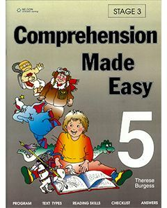 Comprehension Made Easy Book 5