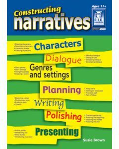 Constructing narratives Ages 11+