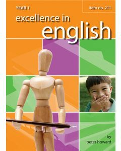 Excellence in English Year 1 (Item 211)
