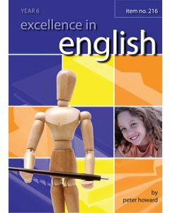 Excellence in English Year 6 (Item 216)