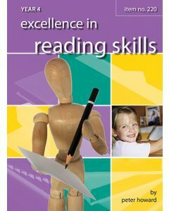 Excellence in Reading Skills Year 4 (Item 220)