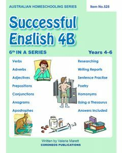 Successful English 4B (Year 4) (Item no. 528)