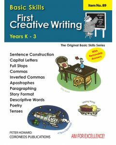 First Creative Writing Yrs K to 3  (Basic Skills No. 89)