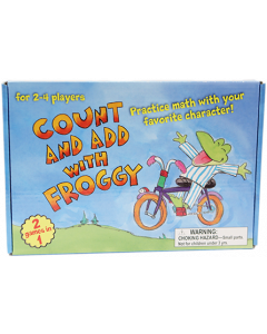 Count and Add with Froggy (Ages 4+)