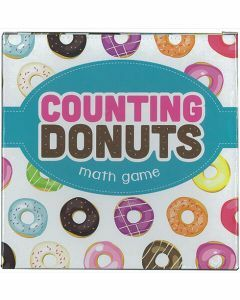Counting Donuts Math Game (Ages 5+)